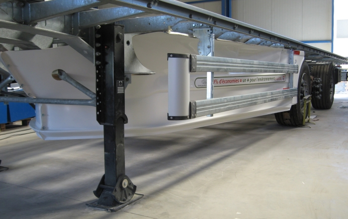 Truck Side Guards Side Underride Protection Devices News