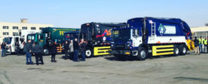 Truck side guard