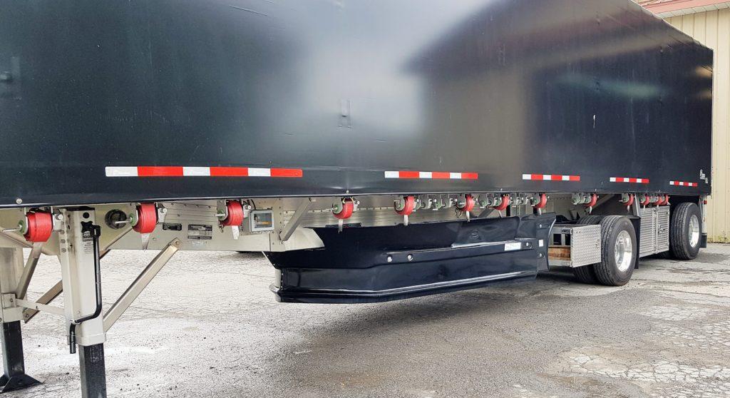 Truck Fuel Saving Device