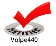 Volpe Certified 440